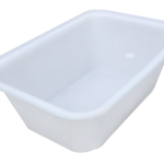 Small plasterers bath